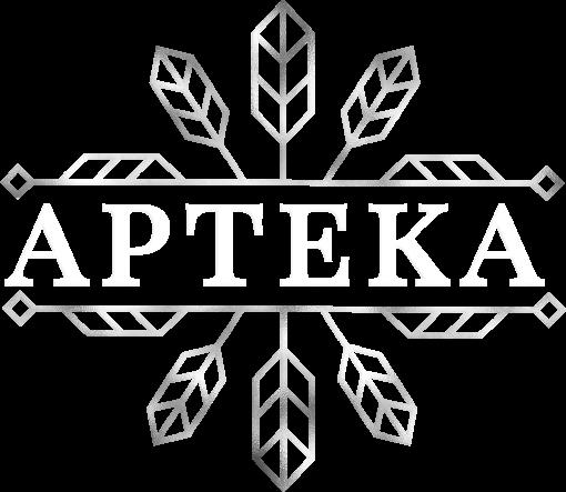 Trójwymiarowy logotyp do apteki