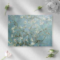 Obrazy mistrzów - Kwitnący migdałowiec